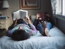 Как совместное чтение может повлиять на ваши отношения
