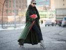 Street style с Недели моды в Нью-Йорке: в чем пришли гости, часть II