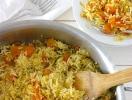 Как приготовить овощной плов в Великий пост 2015