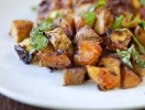 Как приготовить жареный картофель по-мароккански: Великий пост 2015