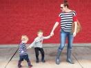 Как дети одевают своих мам: эксперимент блогера
