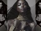 Дикая штучка: самые сексуальные образы Наоми Кэмпбелл