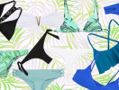 Как выглядеть стильно на пляже: 5 готовых образов