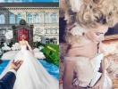 Голосуем! Первые знаменитые невесты свадебного сезона
