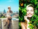 Как отдыхают звезды: итальянские каникулы Полины Гагариной