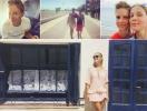 Как отдыхают звезды: Катя Осадчая проводит отпуск с повзрослевшим сыном в Испании