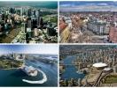 В каких городах самый высокий и низкий уровень жизни