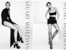 Жизель Бундхен показала бесконечно длинные ноги в рекламе Stuart Weitzman