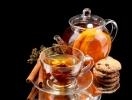 Все буде смачно 30.08.2015: ароматный чай с апельсинами и яблоком
