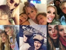 Звездные селфи с детьми: знаменитости в моменты родительского счастья