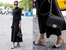 Обувь Коко Шанель: новый дизайн двухцветных лодочек Chanel