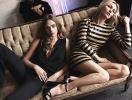 Платья на новый год 2016: Кара Делевинь и Кейт Мосс в новой линейке вечерних нарядов