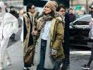 Street style: как носить пуховик стильно (48 фото+)