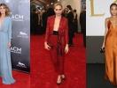 Новогодняя ночь: вечерние платья знаменитостей для вдохновения