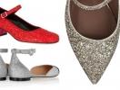 Волшебные туфельки Дороти: вечерний выход без каблуков