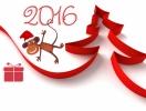 Новый год 2016: поздравления и открытки с Новым годом Обезьяны
