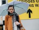 Street style: гости Недели моды в Лондоне 2016/17