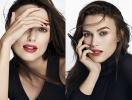 Кира Найтли в рекламе бьюти-коллекции Chanel: новинки весны