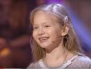 Рассмеши комика. Дети: 8-летняя дочь Евгения Кошевого заработала 20 тысяч гривен. ВИДЕО