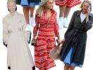 Голосуем! Самый стильный звездный образ недели: Рита Ора, Карли Клосс и Тильда Суинтон в миди-юбках