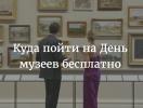 Международный День музеев в Киеве 2016: куда можно сходить в День открытых дверей музеев 18 мая 2016