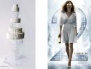 """Свадебный торт из фильма """"Секс в большом городе"""" и 140 страниц свадебной эстетики для читательниц ХОЧУ"""