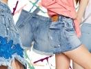 Модные джинсовые шорты лета: где купить и как выбрать самые актуальные модели джинсовых шорт на этот сезон