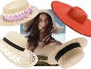 Пляжная романтика: модные шляпы на лето
