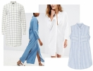 Где купить стильное платье-рубашку