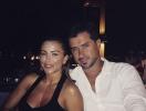 Ани Лорак поделилась фотографиями романтического ужина с мужем