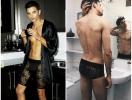 Мужчины в кружевных трусах – новая эра комфорта: появилось мужское нижнее белье, которое делают из женских тканей