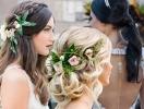 Модные свадебные прически на средние и длинные волосы: главные тренды сезона осень-зима 2016/2017