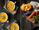 Все буде смачно 17.09.2016: суп-пюре с морковью от Ирины Стребковой ВИДЕО