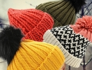 Модные шапки на осень: где купить красивую вязаную шапку для осени и зимы 2016/17