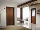 Межкомнатные двери в интерьере: как обновить своими руками
