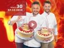 Мастер Шеф 6 сезон 30 выпуск от 07.12.2016 смотреть онлайн ВИДЕО