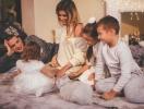 Ксения Бородина и Курбан Омаров отпраздновали первый день рождения дочери: ФОТО и ВИДЕО с торжества