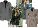 Жакет в мужском стиле: как носить и где купить