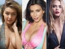 Рейтинг самых откровенных звезд в Инстаграм: Ким Кардашьян возглавила список