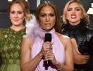 Грэмми 2017: обсуждаем прически и макияж звезд (Бейонсе, Леди Гага, Дженнифер Лопес). ФОТО