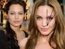 Эволюция моды: как менялись брови Анжелины Джоли в течение последних 20-ти лет