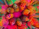 Фестиваль красок Холи: как отдохнуть без ущерба здоровью