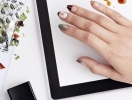 Новая геометрия в маникюре: как выглядит модный геометрический рисунок на ногтях в 2017 году