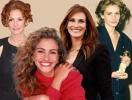 Эволюция причесок Джулии Робертс: как менялись стрижка и цвет волос актрисы за последние 20 лет