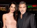 Джордж Клуни в восторге от родительских навыков беременной жены Амаль