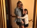 Какими растут дочери Веры Брежневой: 16-летняя Соня Киперман показала трогательные фото с младшей сестрой Сарой