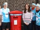 Кейт Миддлтон пригласила бегунов в гости накануне знаменитого Лондонского марафона (ФОТО)