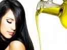 Оливковое масло для волос на ночь: делаем маски для волос с оливковым маслом (+ВИДЕО)