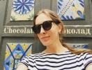 Катя Осадчая прогулялась с маленьким сыном по Львову (ФОТО)