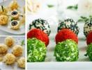 Эстетика в закусках: просто, аппетитно и сытно